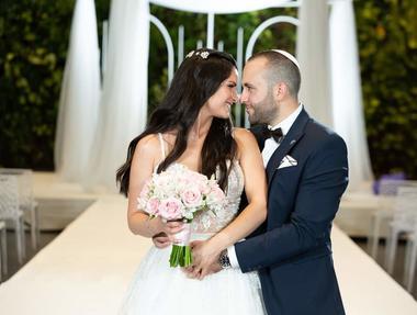 החתונה של שירי ויאיר