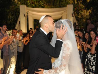 החתונה של מאיה ואמיר