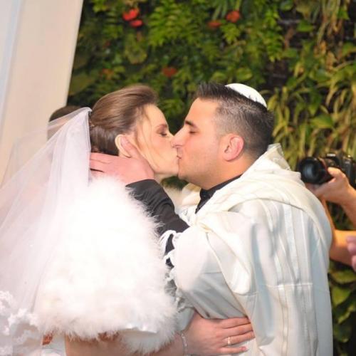 החתונה של ויקטוריה ורועי | האחוזה מודיעין