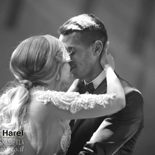 החתונה של לי ואוראל
