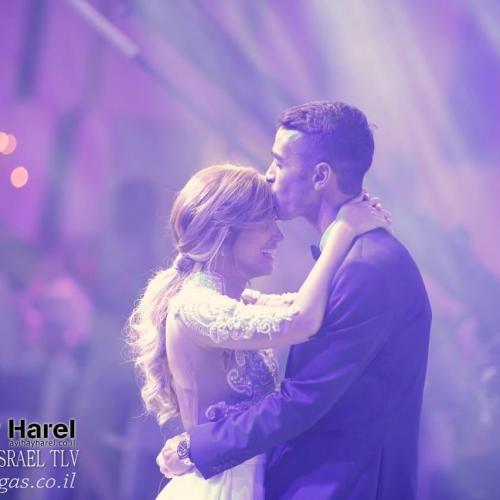 החתונה של לי ואוראל | האחוזה מודיעין