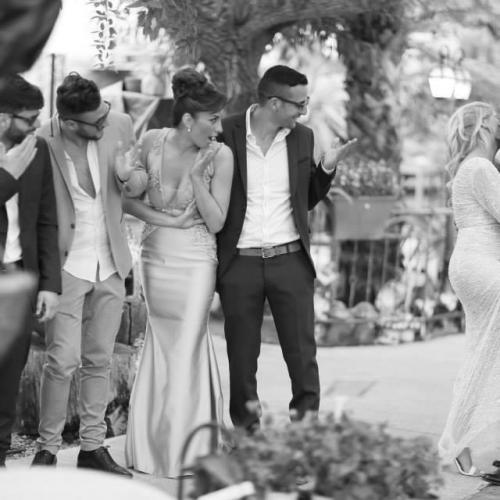 החתונה של שיר ואביעד | האחוזה מודיעין