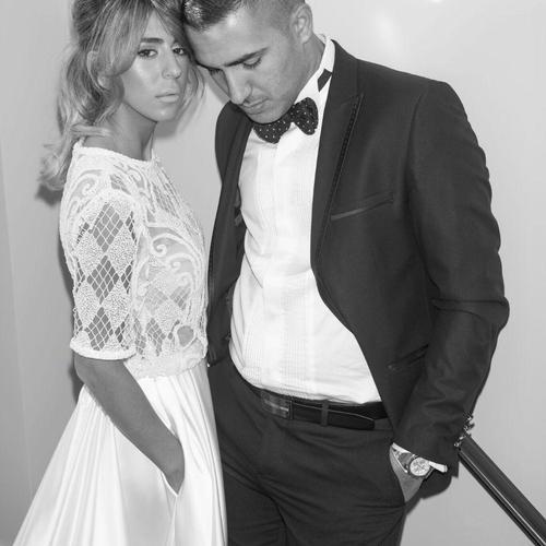צילומי החתונה של שיר ואוראל