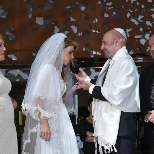 החתונה של שרית וברק