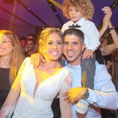 החתונה של אתי ושלומי