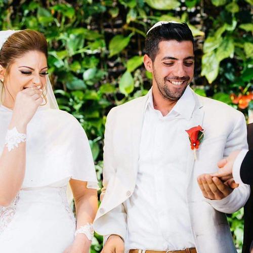 החתונה של מור וקובי | האחוזה מודיעין