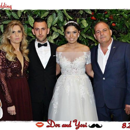 החתונה של דור ויוסי