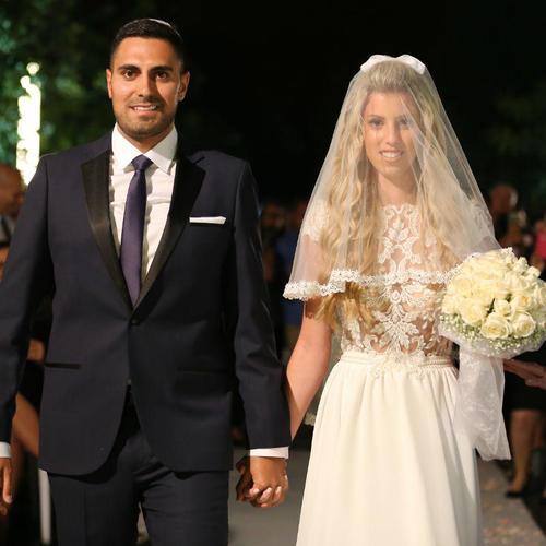 החתונה של שיר ואור   האחוזה מודיעין