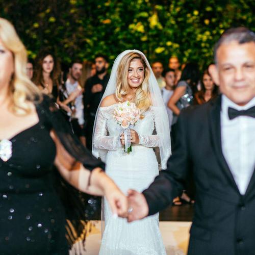 החתונה של עתליה וגיל