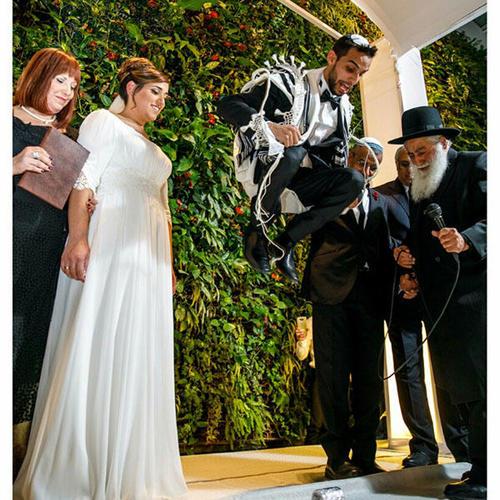 החתונה של איתמר ושלומית | האחוזה מודיעין
