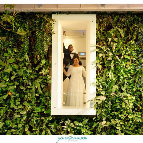 צילומי החתונה של איתמר ושלומית