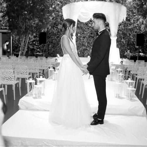 החתונה של מעיין וחנן