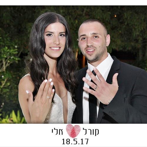 החתונה של קורל ואלי