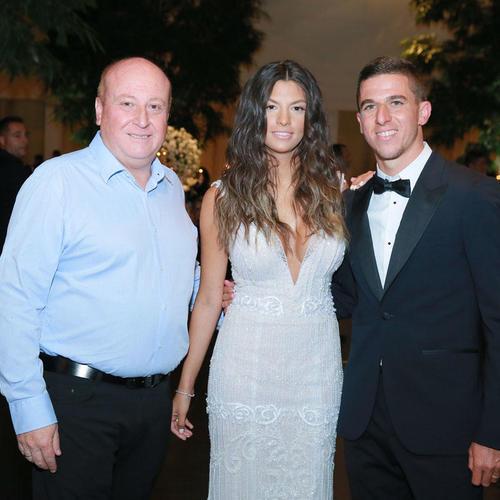 רמי גזית, בעלי האחוזה עם הזוג המאושר עידן ומאי ורד