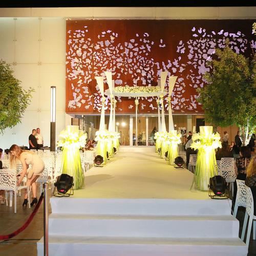 האחוזה מודיעין | החתונה של מאי ועידן ורד