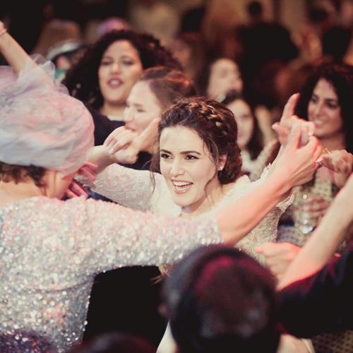 ברחבת הריקודים