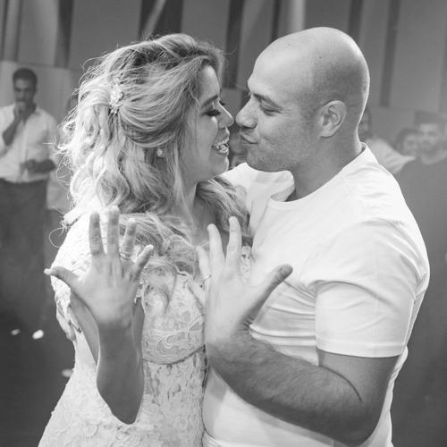 החתונה של אייל ואביטל
