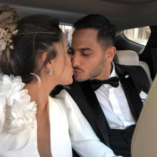 החתונה של תימור ונוי | האחוזה מודיעין