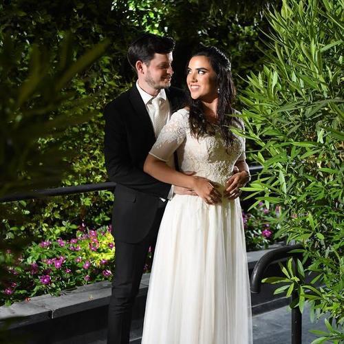 החתונה של יעל ואבי