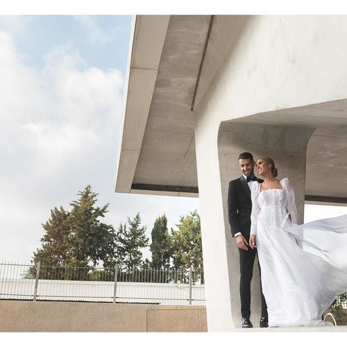 החתונה של יונית ועמית | האחוזה מודיעין