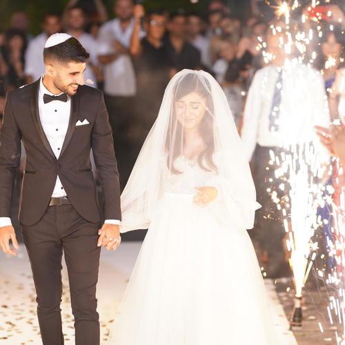 החתונה של חן וירדן
