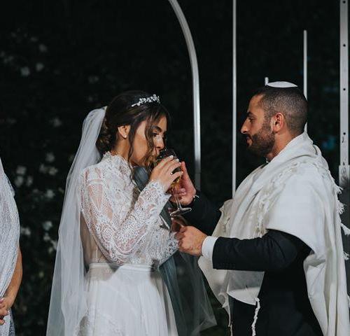 החתונה של ספיר ודודי | האחוזה מודיעין