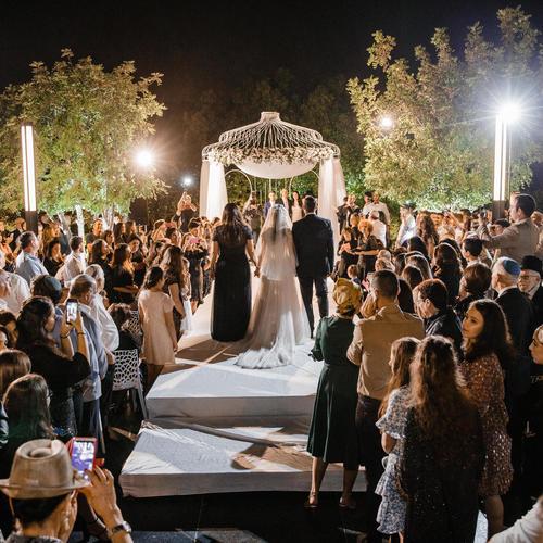 החתונה של רותי ועמית