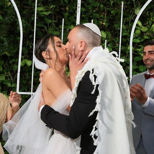 מתוך החתונה של עומר וירון | האחוזה מודיעין